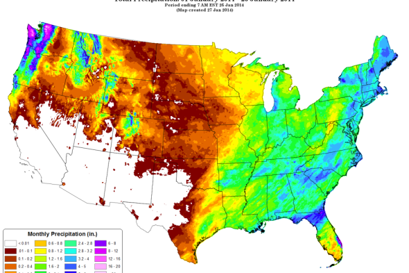 California Texas Southwest panhandle sacramento oregon state university prism climate groupdrought water supply 2014 restrictions reservoirs