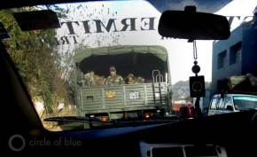 Military units, and their allies in Meghalaya's state and urban police forces, embrace as one of their central responsibilities the capacity to oppose Meghalaya's known, organized, armed, and dangerous insurgency groups.
