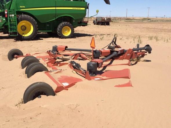 Oklahoma drought Dust Bowl dust storm Cimarron County Great Plains agriculture