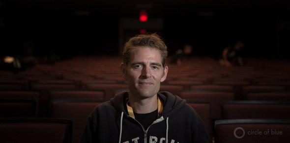 Kris Kaczor, director, Divide in Concord