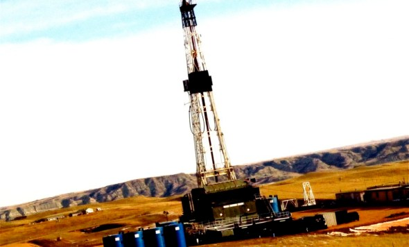 United States Bakken oil boom water energy competition