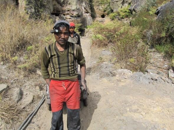 India mining Meghalaya water pollution