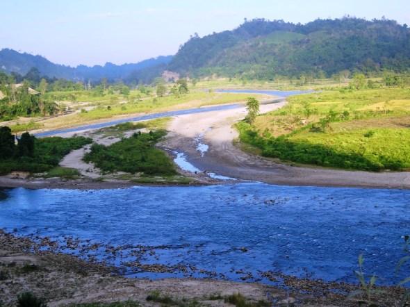 India Arunachal Pradesh Ranganadi River Himalaya