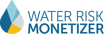 Water risk monetizer Trucost Ecolab water conservation investment
