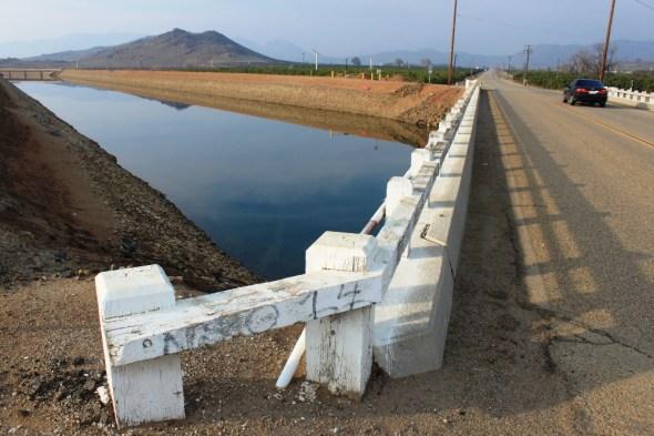 California drought groundwater Friant-Kern Canal Legislature