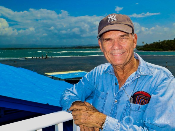 Stanley Heckadon-Moreno Panama land water conservation Smithsonian Tropical Research Institute
