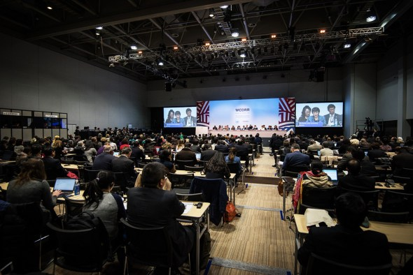 Sendai Japan UN World Conference on Disaster Risk Reduction natural disasters