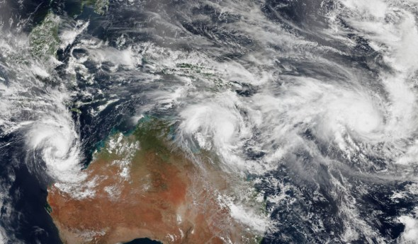 Cyclone Pam Vanuatu natural disasters disaster risk reduction
