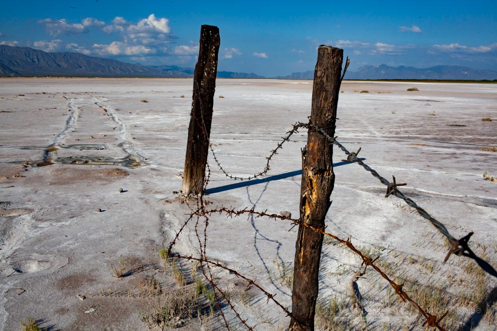 Lago de las Monjas desert dried up drought Coahuila receives Cuatro Ciénegas Janet Jarman Circle of Blue choke point