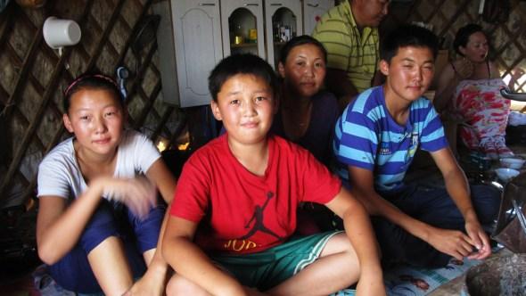 Mongolia herding family South Gobi desert democracy mining water pollution