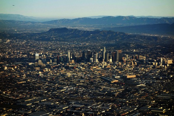 Los Angeles California drought water conservation stormwater capture plan