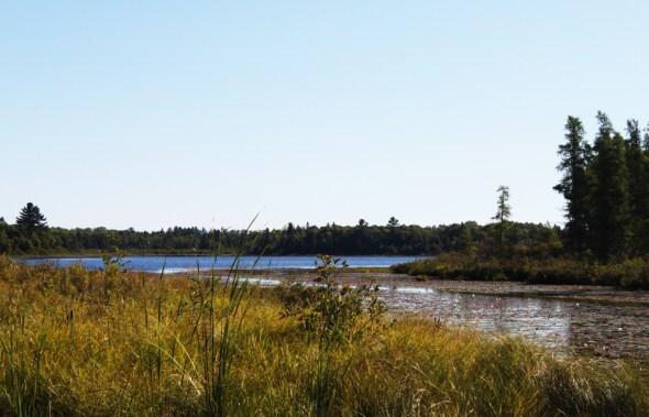 Wisconsin Caroline Lake Ashland County