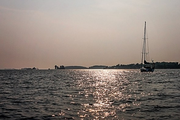 Thousand Islands New York sailboat St. Lawrence River Lake Ontario Plan 2014