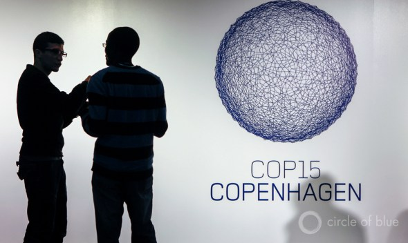 Copenhagen Paris climate change negotiations United Nations COP 21