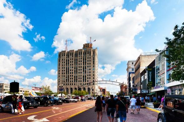 Flint Michigan downtown drinking water lead U.S. EPA audit