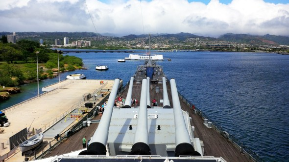 Pearl Harbor U.S. military Pacific Command climate change water security national security