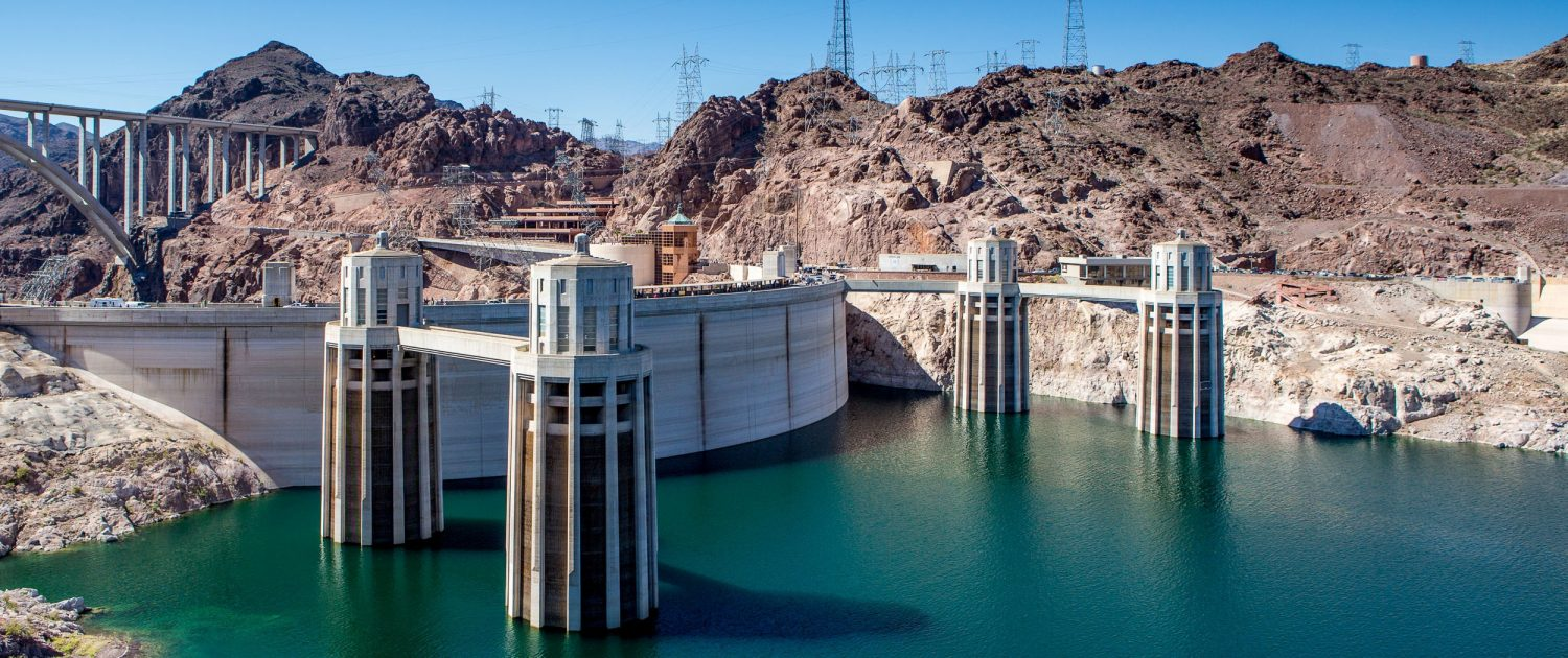 As Colorado River Stakeholders Draft a Drought Plan, the ... |Hoover Dam Water