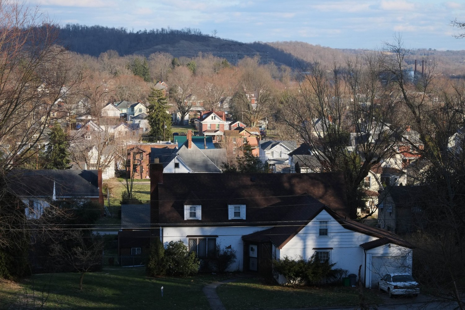 Drinking water in Parkersburg, West Virginia, was contaminated for decades by DuPont's Washington Works chemical plant, which produced a compound called PFOA that has water-repellent properties.