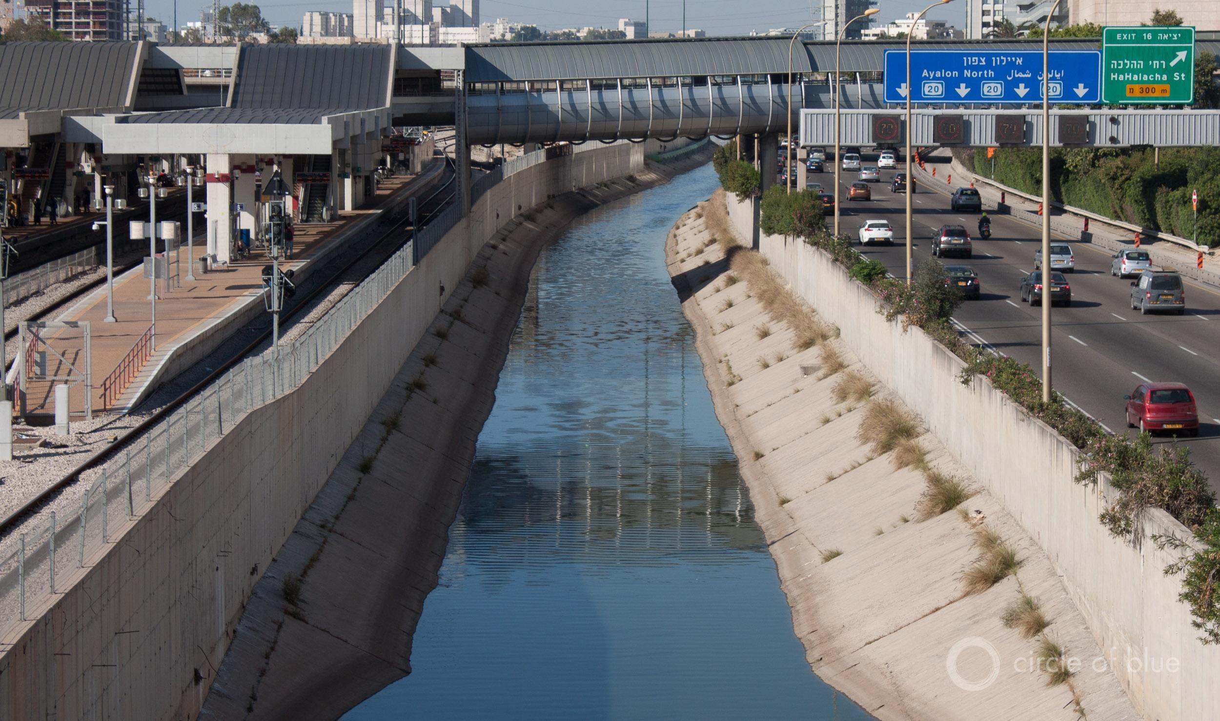 Israel s Mediterranean Desalination Plants Shift Regional Water