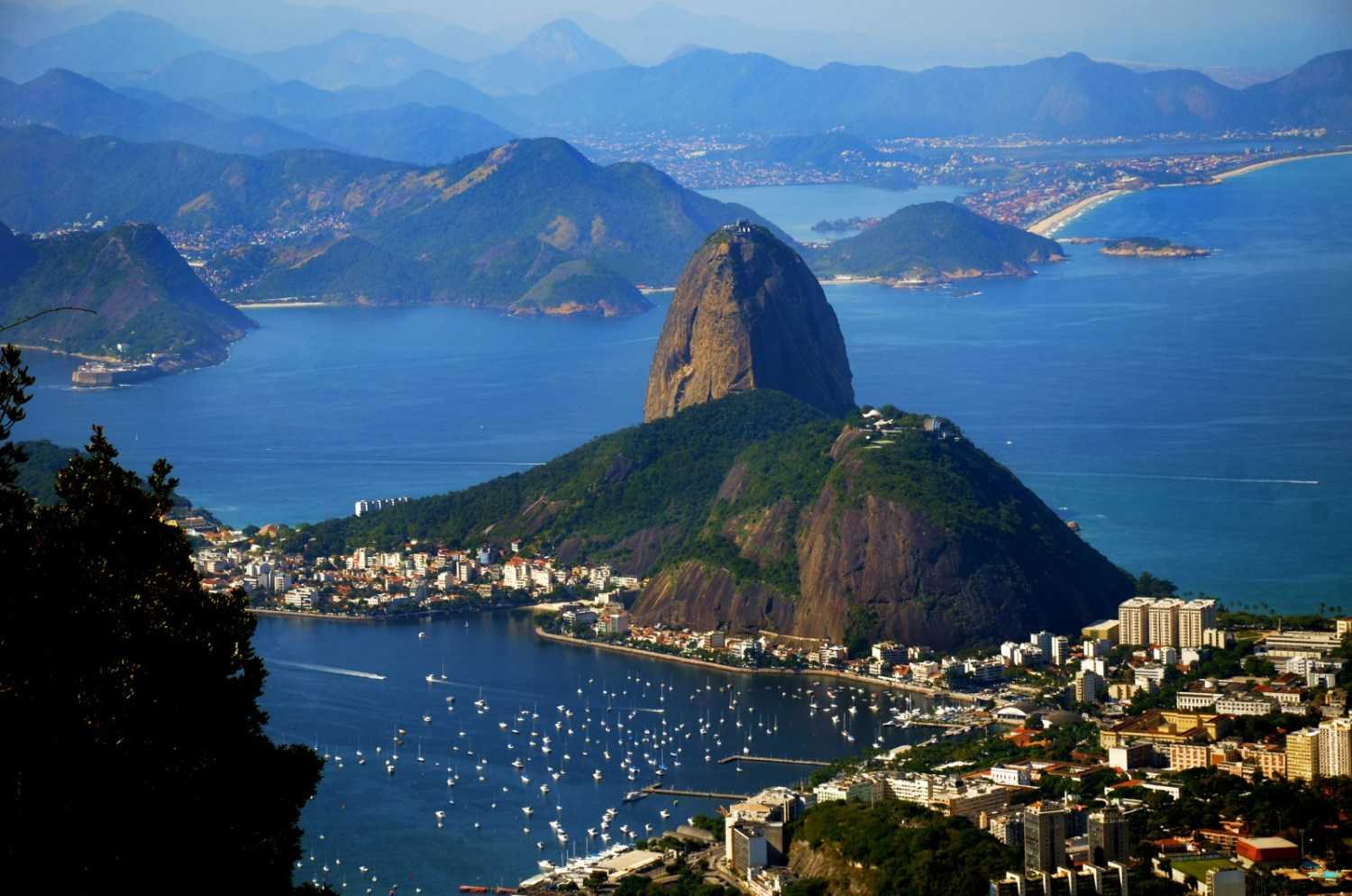Rio de Janeiro's iconic Guanabara Bay has also become a global symbol of polluted urban waterways during the 2016 Olympic Games. Photo courtesy Rodrigo Soldon 2 via Flickr Creative Commons