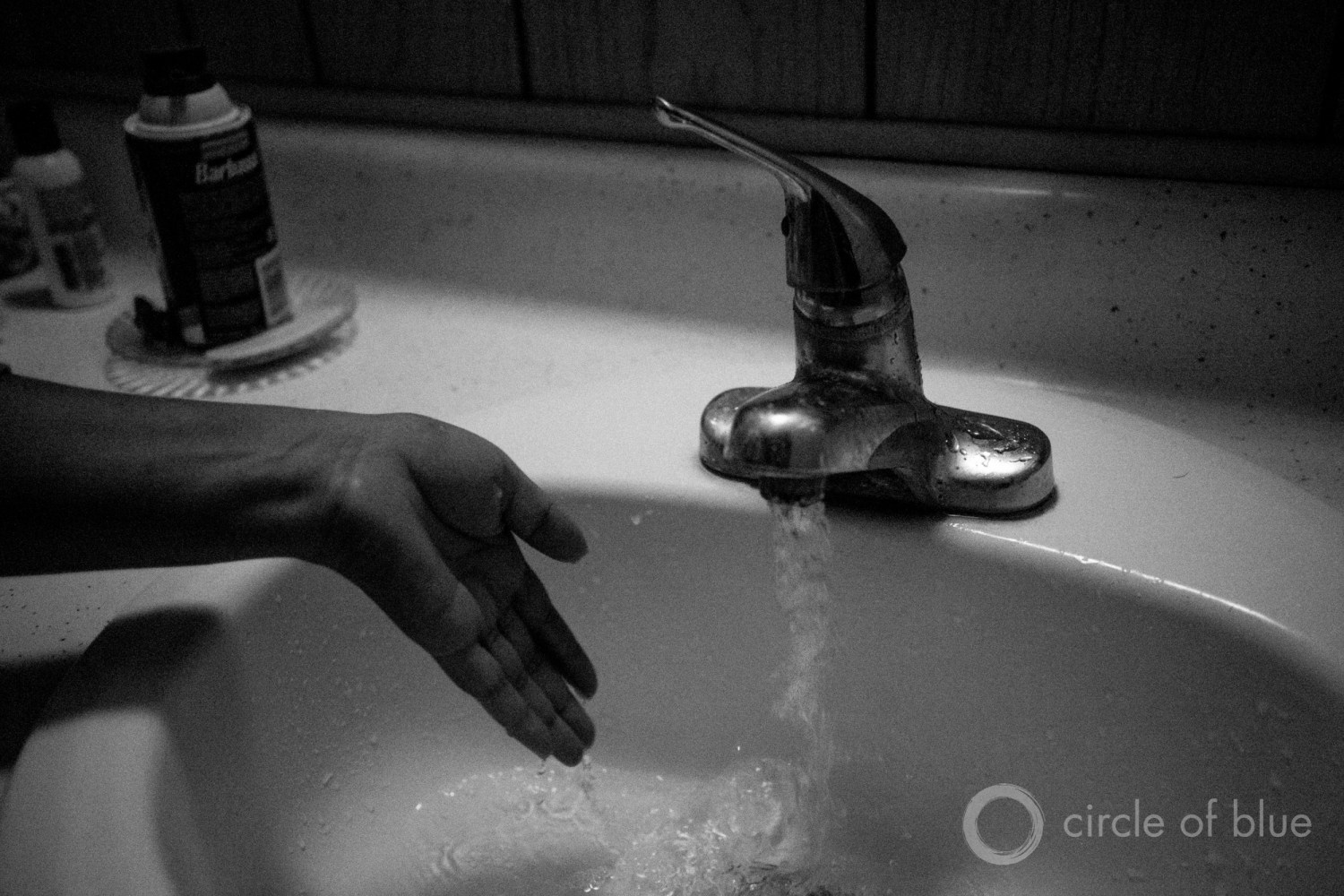 California officials are developing the nation's first state program to assist poor families who have trouble paying their water bill. Photo © Matt Black