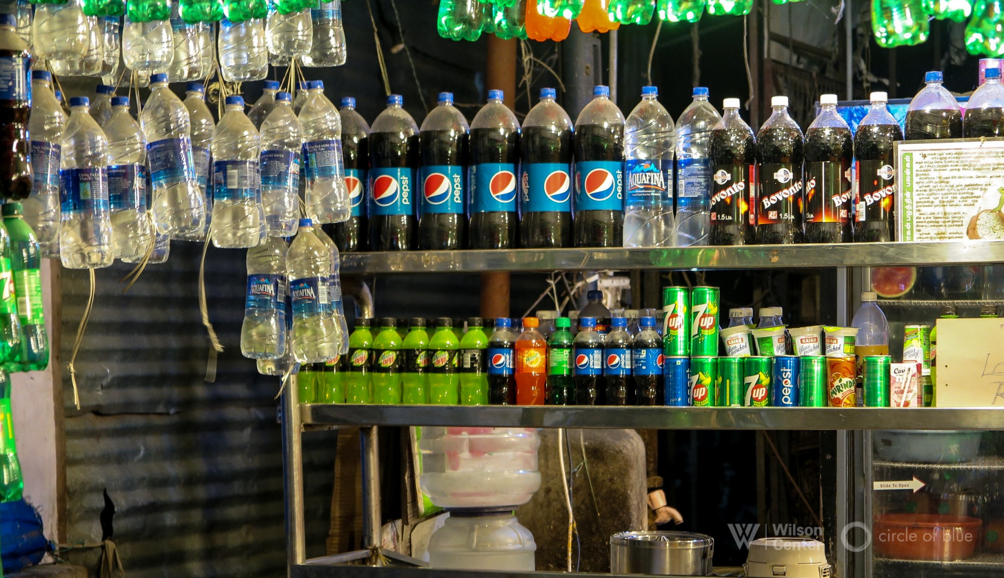 The Right to Life and Water: Drought and Turmoil for Coke