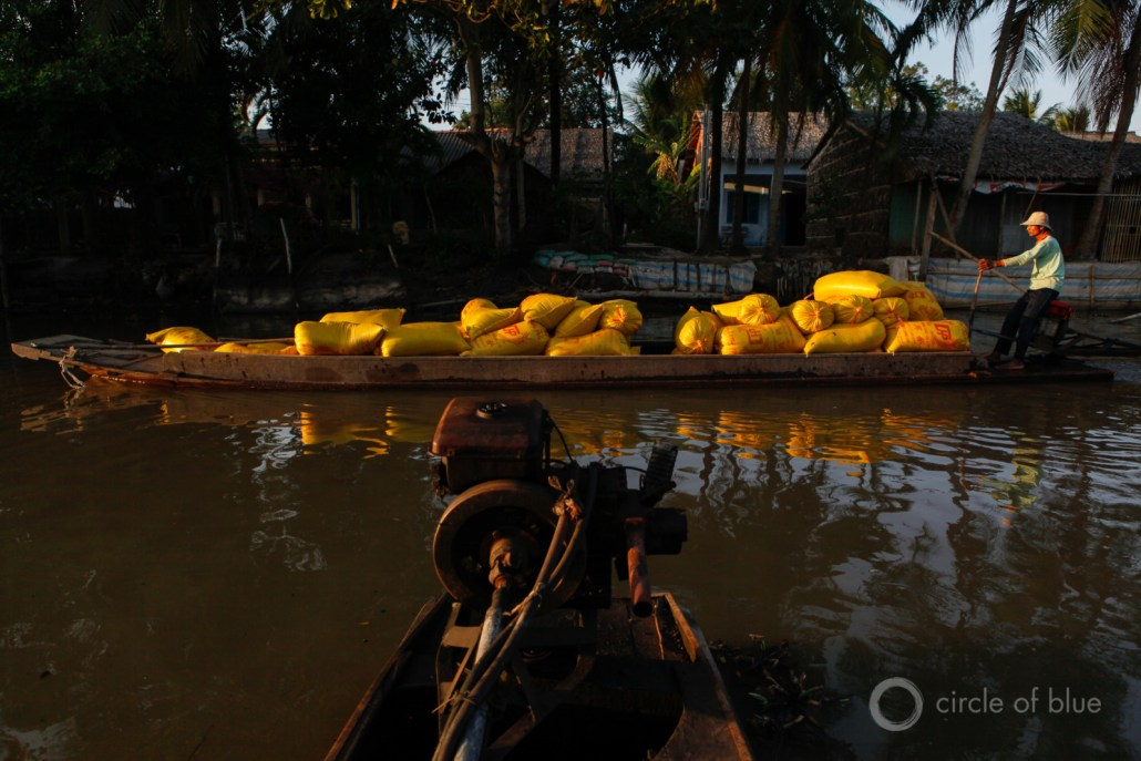One By One Big Hydropower Dams Disrupt Mekong River's Free Flow