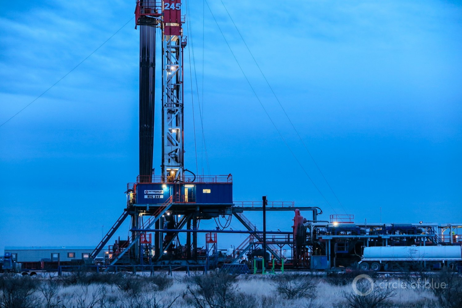 New Mexico Oil Production Is Soaring  Now What To Do With