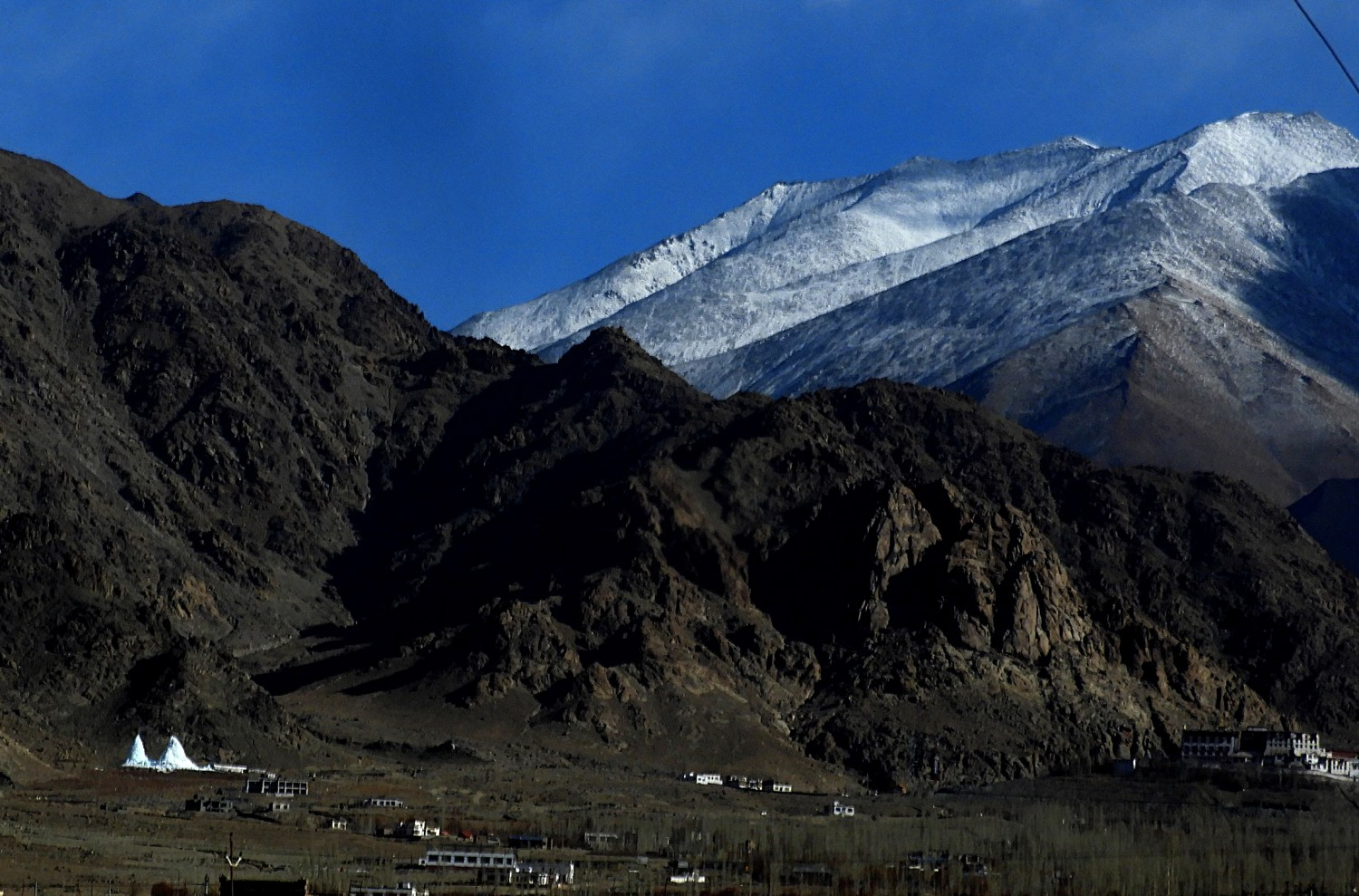 Mountain Regions, 'Taking the Heat,' Face Growing Hazards As Ice Melts, UN Climate Panel Warns