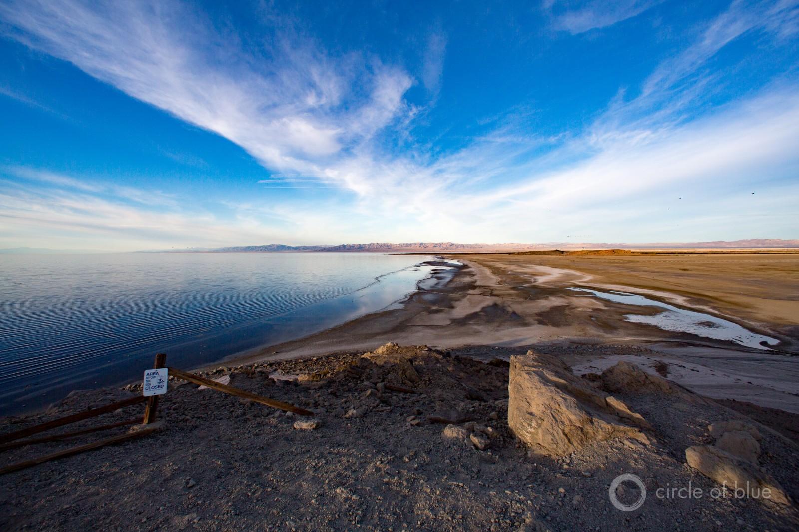Speaking of Water: Michael Cohen on the Salton Sea