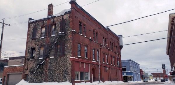 Ishpeming--Michigan Building