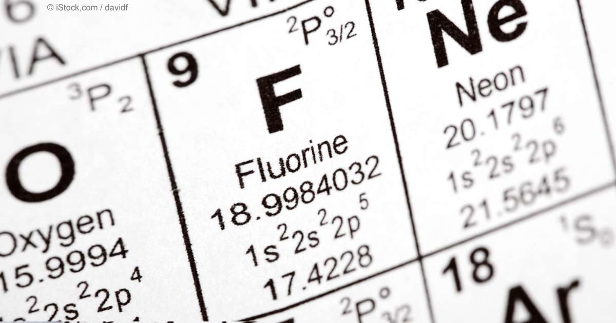 Most Bottled Water is FILLED With Fluoride, Here's a