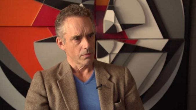 Jordan Peterson: not quite a Christian as far as I can tell