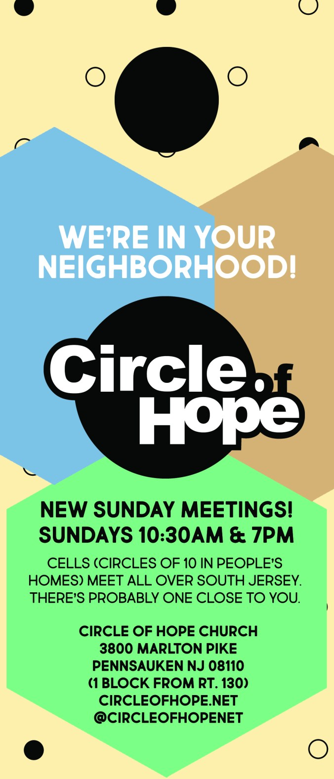 circle of hope in pennsauken