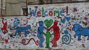 hagert street playground, Jesus, hope, compassion team, circle of hope, east kensington, philadelphia
