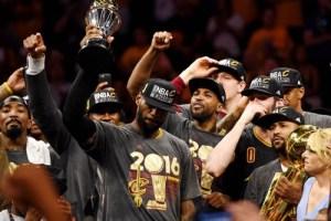LeBron James, Cleveland Cavs, vulnerability, hope, tears