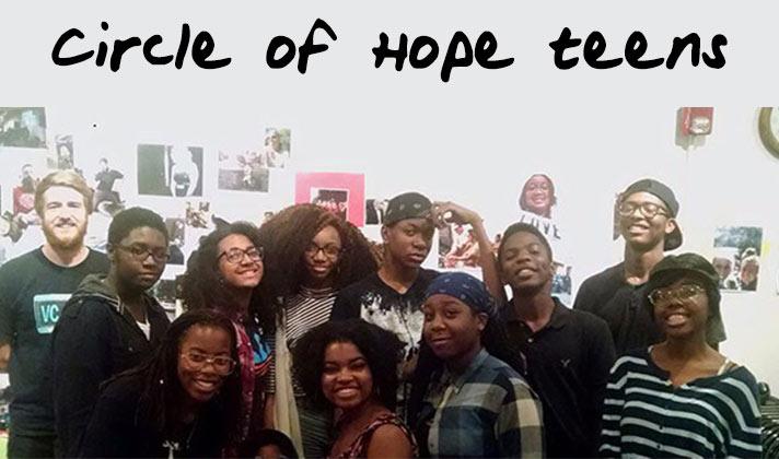 Circle of Hope Teens