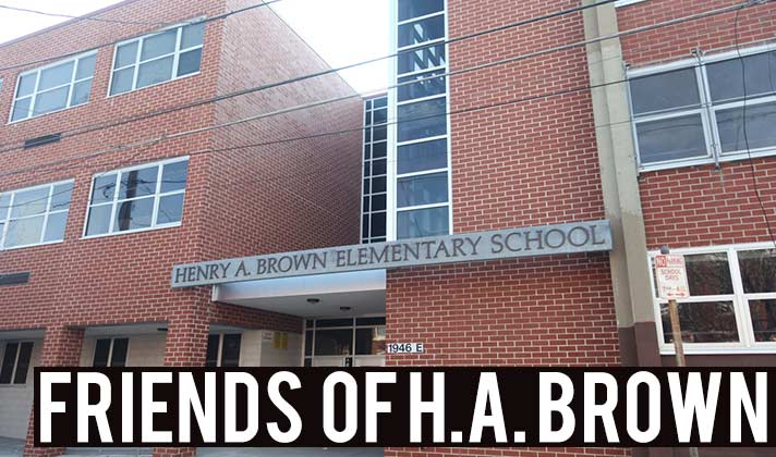 Friends of H.A. Brown