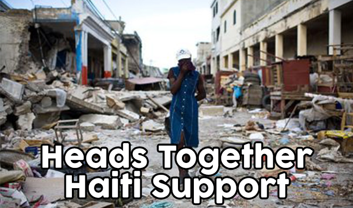 Heads Together Haiti Support