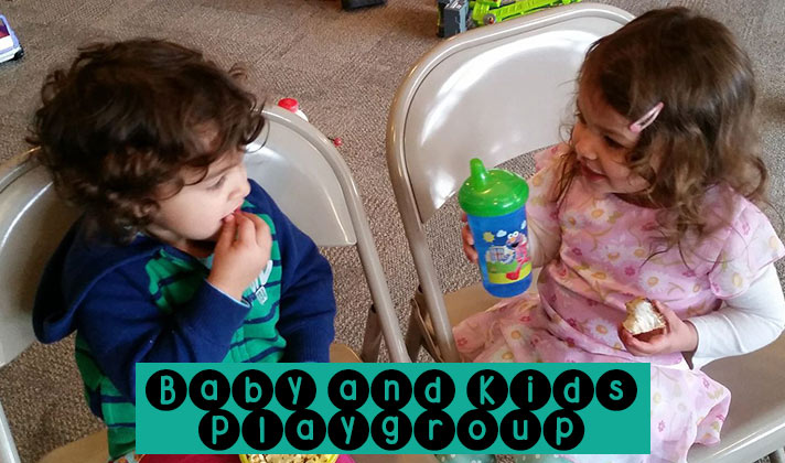 Baby and Kids Playgroup