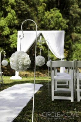 Garden Weddings Hire Styling Packages Decorator
