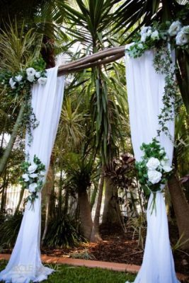 Diy Wedding Arch Ideas
