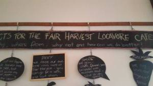 Fair Harvest Locavore Cafe