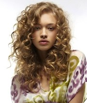 classy natural curly hairstyles