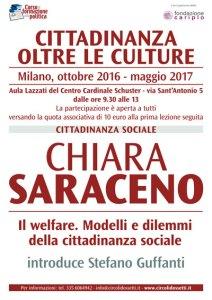 Chiara Saraceno, il welfare. Modelli e dilemmi della cittadinanza sociale