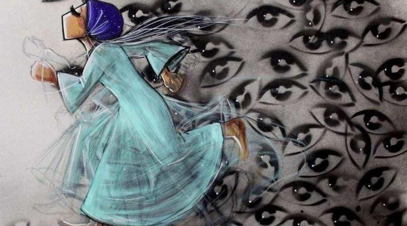 Shamsia Hassani, i social si mobilitano per la prima street artist afgana