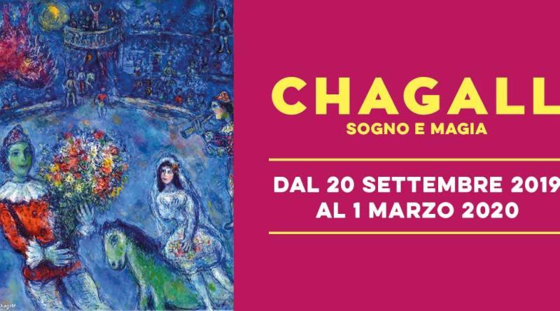 Chagall. Sogno e Magia l Mercoledi 30 ottobre 2019