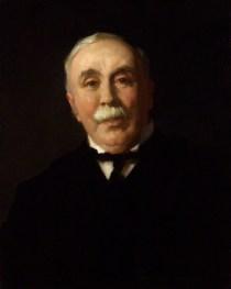 Sir Henry Campbell-Bannerman (1907) 63,5 x 50,8 cm olio su tela