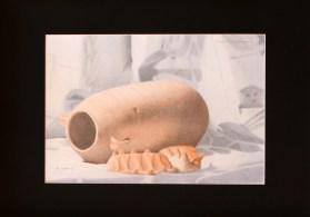 Federica Cherchi - matite colorate su cartoncino bristol, cm 50x35