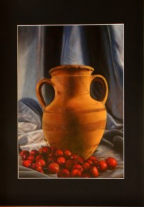 Patrizia Colomo - olio su cartone telato cm 35x50